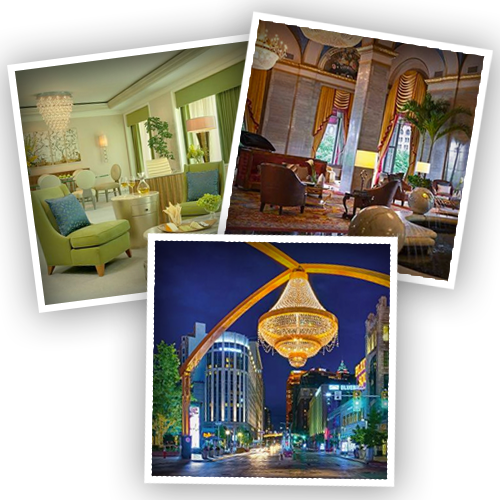 Places to stay in downtown Cleveland near Mr. Kringle's Inventionasium Experience