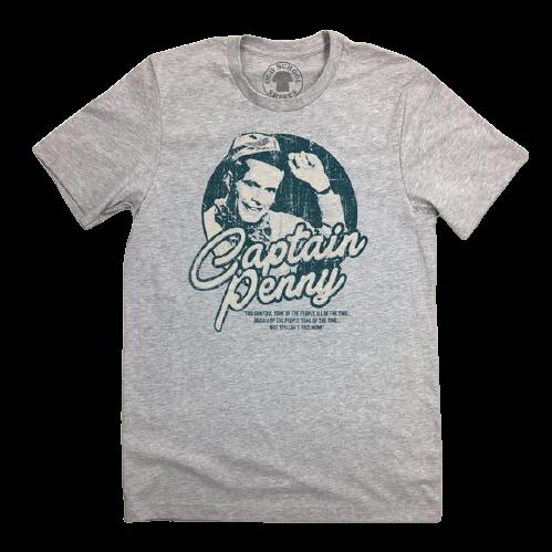 Captain Penny T-Shirt