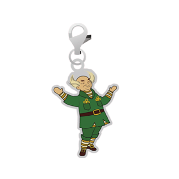 Mr. Jingeling Key Charm