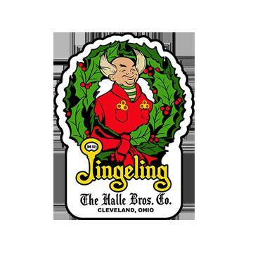 Mr. Jingeling Magnet