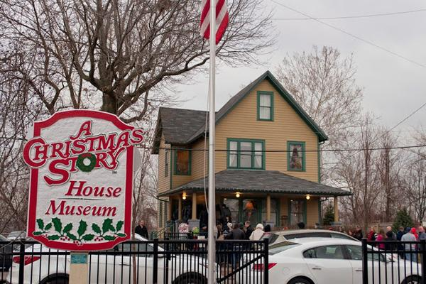 A Christmas Story House | Cleveland, Ohio