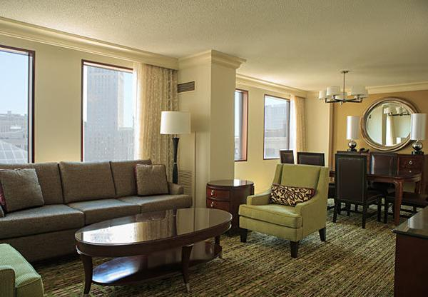 Cleveland Marriott Downtown 3