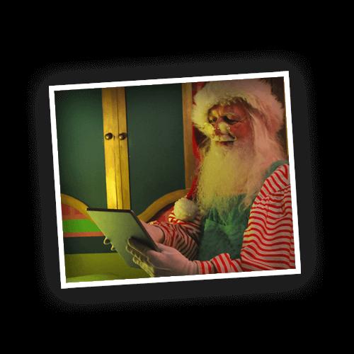 Classic Streaming option for a Virtual Santa Visit.